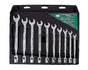 Flex Metric Wrench Set, 10 pc
