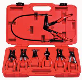 Pliers Assortment Kit, 7 Piece AST9406 | Tool Discounter