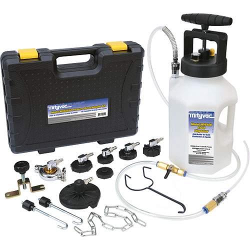 Automotive Brake Bleeding Kit Mityvac MV8020