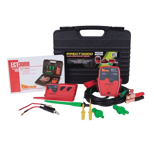 Intelligent Circuit Tracer for Shorts and Opens PPRPPECT3000 | Tool Discounter