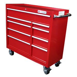 41 inch 9 drawer Double Bank Cabinet AFF942 | Tool Discounter