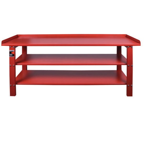 Work Bench, 79w x 25.25d x 34.5h inches AFF990 | Tool Discounter