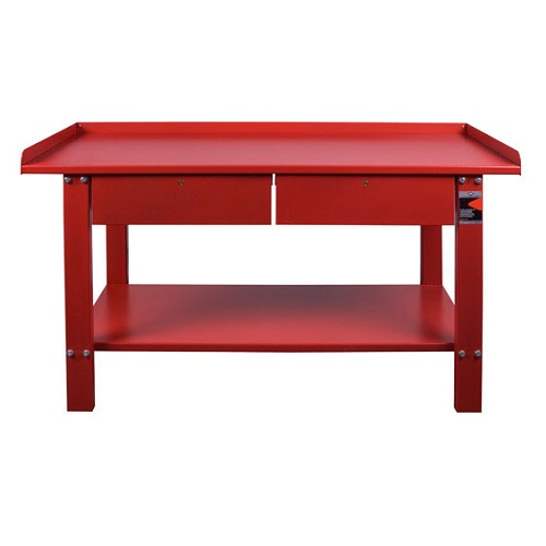 Work Bench, 59w x 25.25d x 34.5h inches AFF992 | Tool Discounter