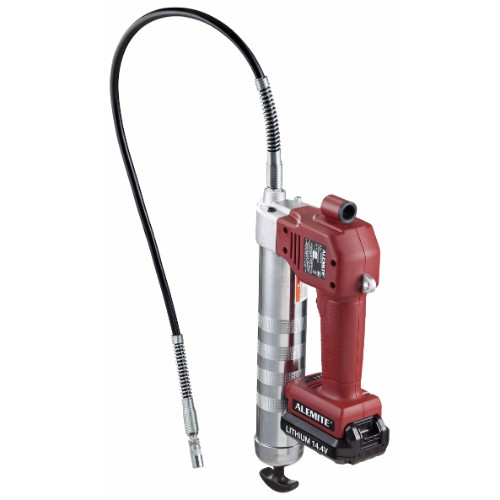 Alemite 586-B Battery-Powered Grease Gun, 120 V/60 Hz ALE586-B | Tool Discounter