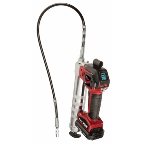 Alemite 596-A Battery-Powered Grease Gun, 120V/60 H ALE596-A | Tool Discounter