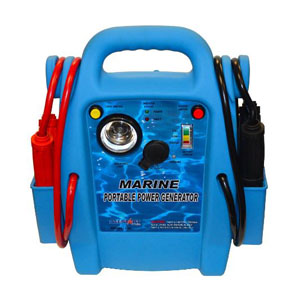 Marine Battery Jump Starter with AC Inverter ALL556 | Tool Discounter
