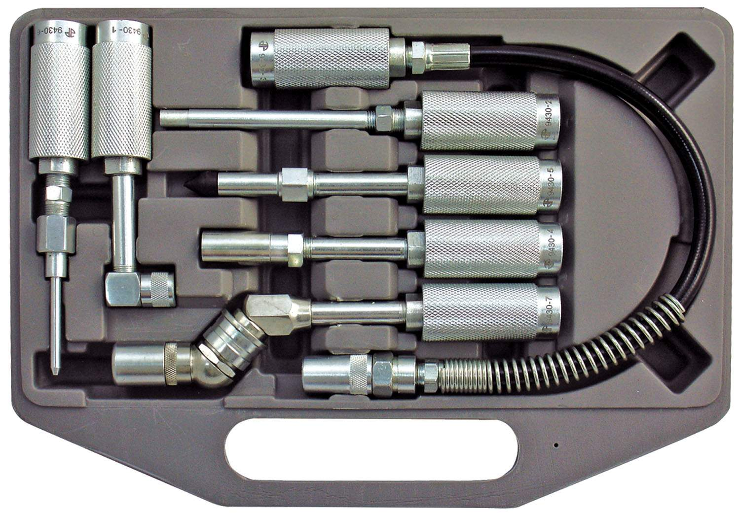 Grease Fitting Adapter Set AST9430 | Tool Discounter