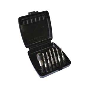 7 pc Metric Combination drill/Tap Bit Set AST9452 | Tool Discounter