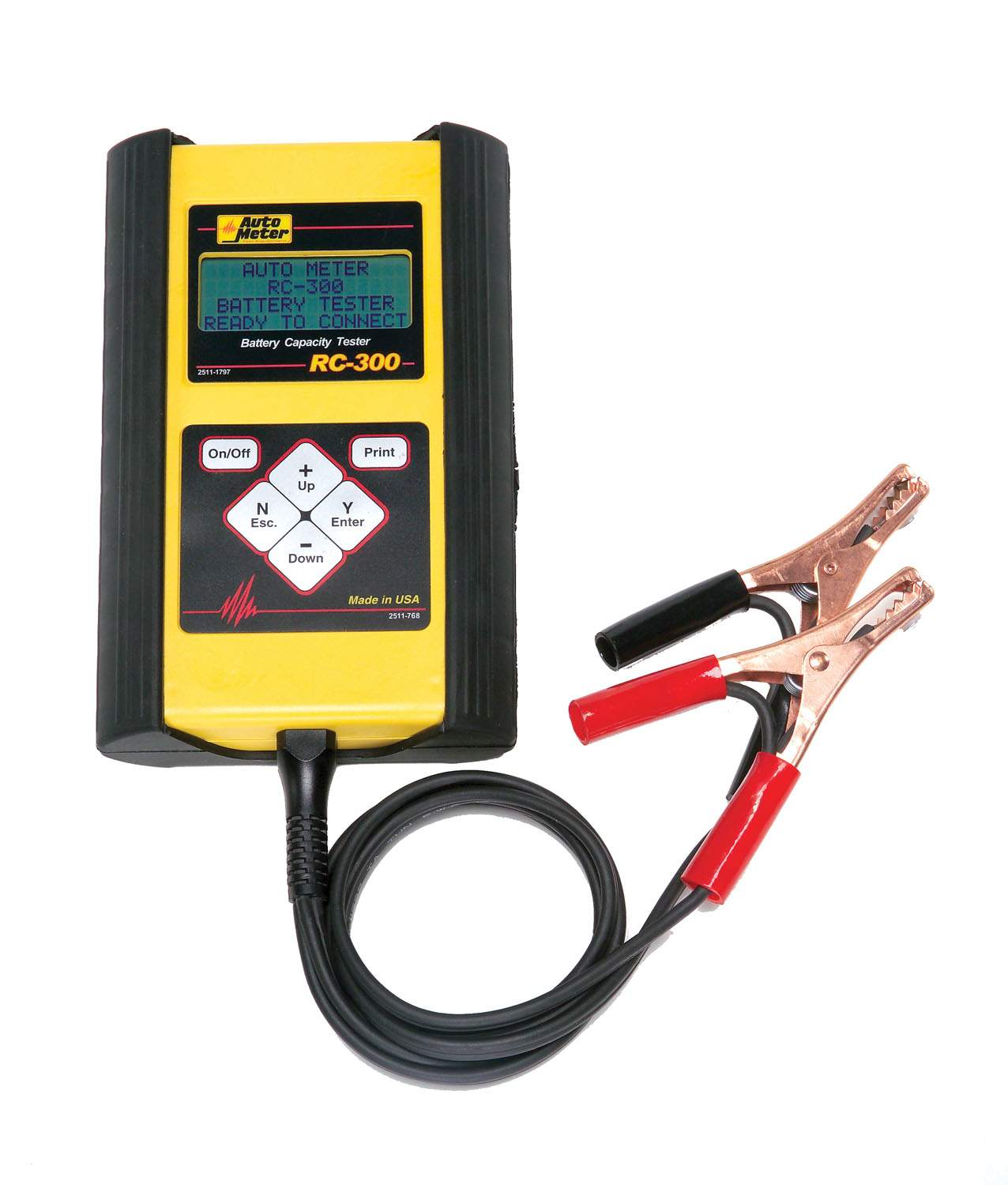 Battery Tester for SLA - AGM - Powersport Batteries AUTRC-300 | Tool Discounter
