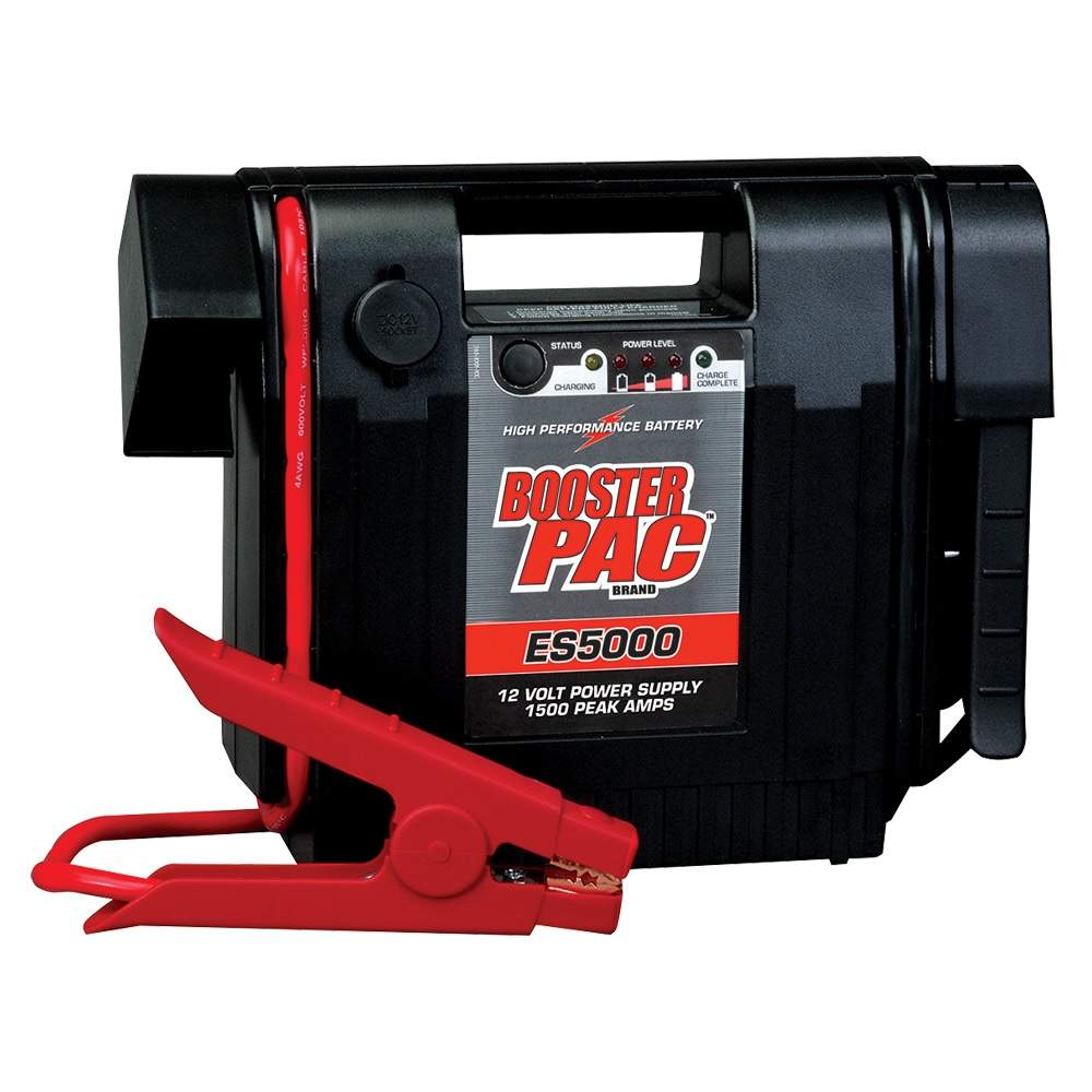 Portable Battery Booster 1500 Peak and 400 Cranking Amps BOOES5000 | Tool Discounter