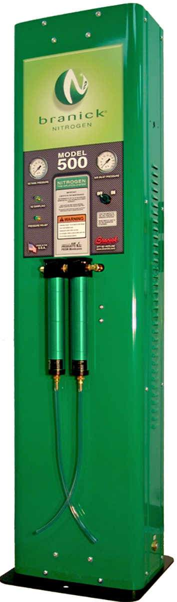 Model 500 Nitrogen Inflation Tower BRA500 | Tool Discounter