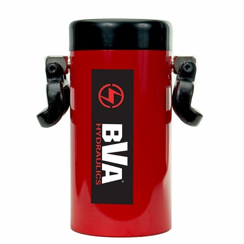 100 Ton 6 inch Stroke Single Acting Cylinder BVAH10006 | Tool Discounter