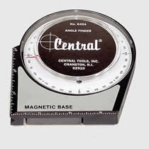 Magnetic angle finder CEN6494A | Tool Discounter