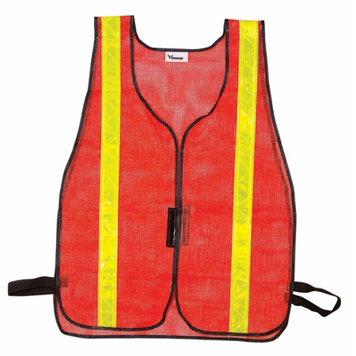 Premium Vest - Wider Stripes HD Construction CHH55150 | Tool Discounter