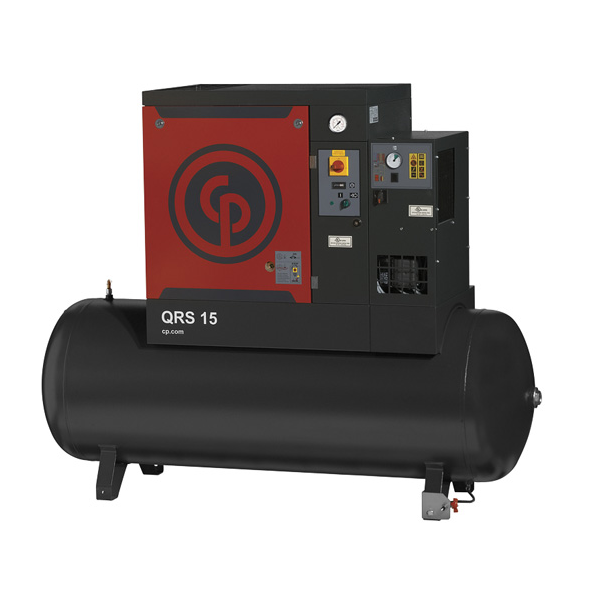 10 hp Rotary Screw Air Compressor - 3 phase CHPQRS10HP-3 | Tool Discounter