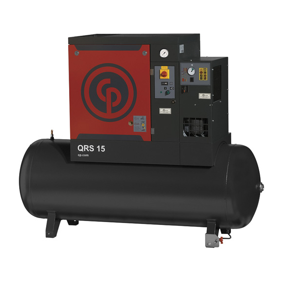 10 hp Rotary Screw Air Compressor - 3 phase w/ dryer CHPQRS10HPD-3 | Tool Discounter