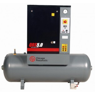 5 hp Rotary Screw Air Compressor - 1 phase CHPQRS5.0HP-1 | Tool Discounter