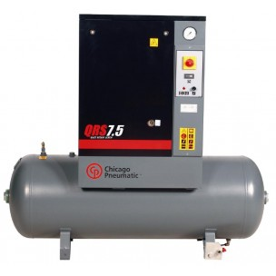 7.5 hp Rotary Screw Air Compressor - 1 phase CHPQRS7.5HP-1 | Tool Discounter