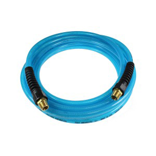 AIR HOSE, FLEXEEL, 5/16 ID, 100 FEET, 1/4 INCH FITTINGS COIPFE51004T | Tool Discounter