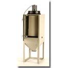 Dust Collector, 400 CFM CYCDC4000 | Tool Discounter