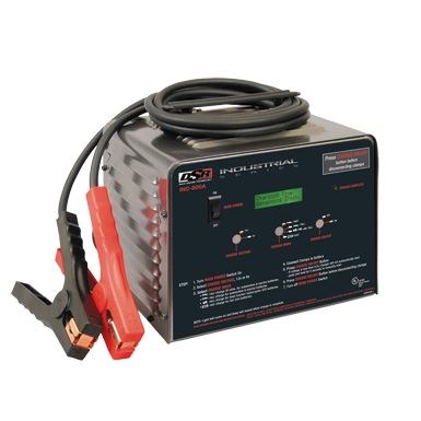 20/70/80A 6/12V Microprocessor Controlled Bench Commercial Charger DSRINC-800A | Tool Discounter