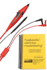DYNAMIC VOLTMETER LEADS & TROUBLESHOOTING BOOK ESP181 | Tool Discounter