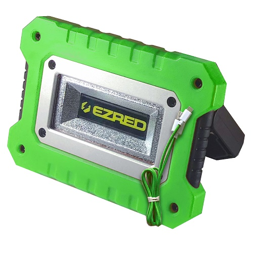 Magnetic COB LED Work Light, Green EZRXLM500-GR | Tool Discounter