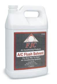 A/C Flush Solvent 1 Gal FJC2128 | Tool Discounter