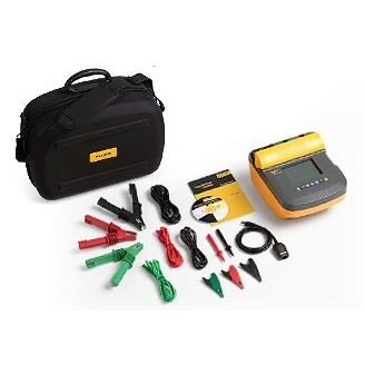 Digital Insulation Resistance Tester FLU1550C/KIT | Tool Discounter