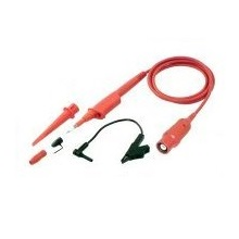 200 MHz Voltage Probe, Red FLUVPS210-R | Tool Discounter
