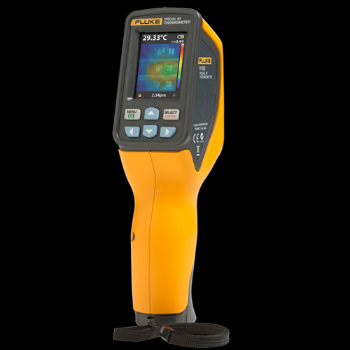 Visual Infrared Thermometer FLUVT04 | Tool Discounter