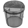 Parts Basket, Double, 9 X 16-1/2 inch, without handle or lid GEEG-40F | Tool Discounter