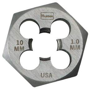 12mm x 1.25 Metric Die HAN9742 | Tool Discounter