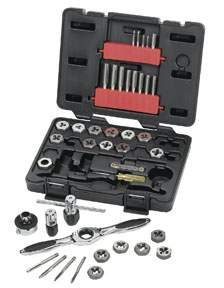 TAPS & DIES, METRIC, FOR KDT3880 KDT3886 | Tool Discounter