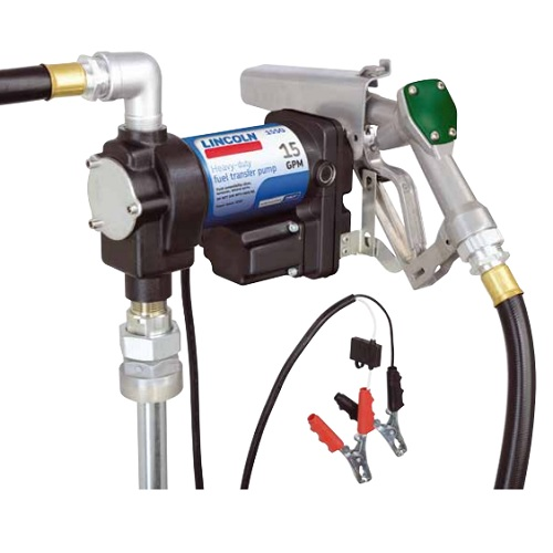 Lincoln Lubrication LING400 Lever Action Bucket Pump for 5 Gallon Bucket