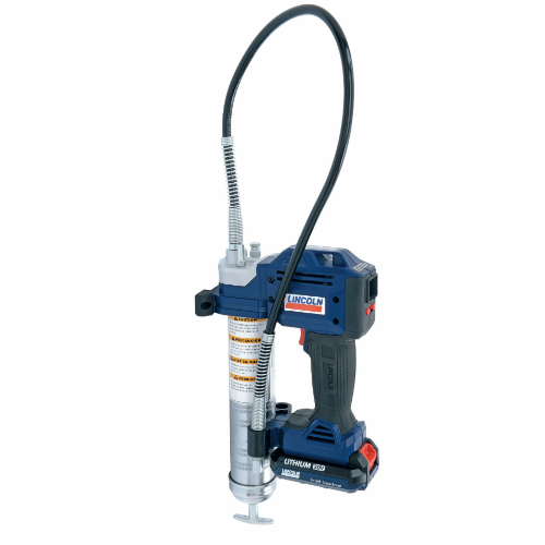 20V CORDLESS LITHIUM-ION POWERLUBER WITH 2 BATTERIES LIN1884 | Tool Discounter