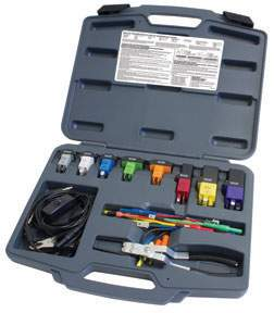 MASTER RELAY AND FUSED CIRCUIT TEST KIT LIS69300 | Tool Discounter