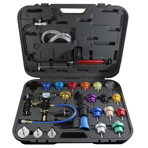 27 PC MASTER RADIATOR PRESSURE TEST KIT MAS43301 | Tool Discounter
