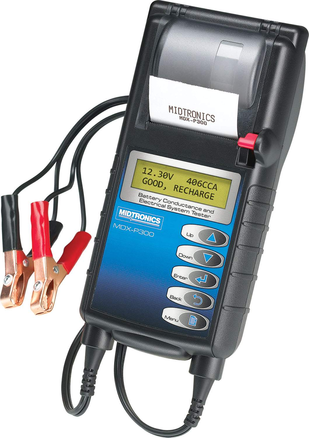CHARGING SYSTEM ANALYZER WITH PRINTER MDTMDX-P300 | Tool Discounter