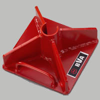 Base For 5 Ton Single Acting Cylinder BVACB05 | Tool Discounter