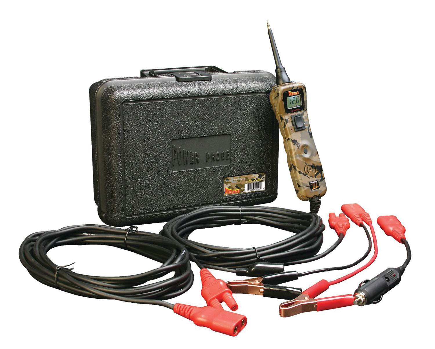 POWER PROBE III WITH CAMO DESIGN PPRPP319CAMO | Tool Discounter