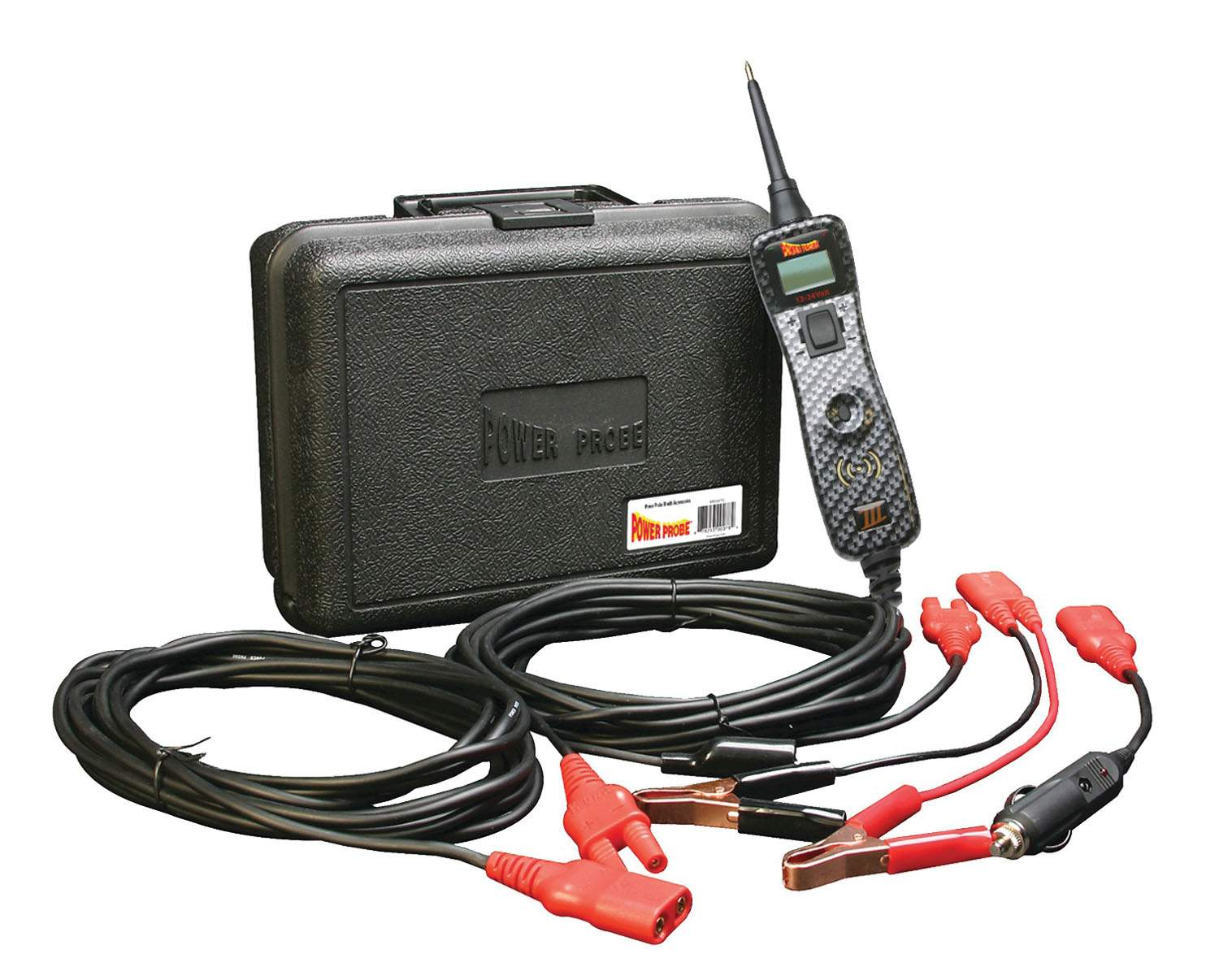 Power Probe III with Carbon Fibre Design PPRPP319CARB | Tool Discounter