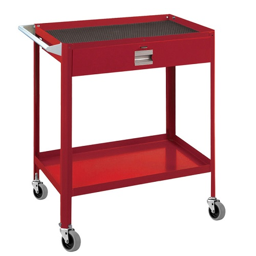 Portable cart, Red or Gray SHU800019 | Tool Discounter