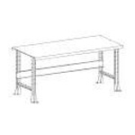 4 Foot Heavy Duty Work Bench SHU811038 | Tool Discounter