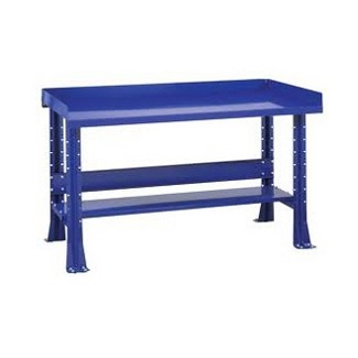 Steel Top Work Bench, 60 x 29 inch SHU811045 | Tool Discounter