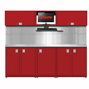 8 foot Pre-Configured Workstations SHUSTS-S2 | Tool Discounter