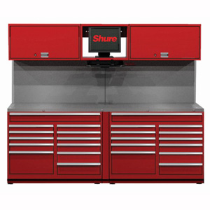 8 foot Pre-Configured Workstations SHUSTS-S3 | Tool Discounter