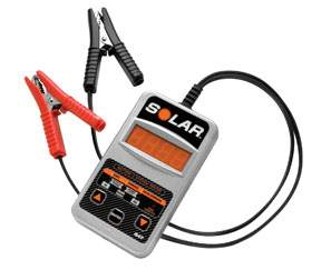 DIGITAL BATTERY AND SYSTEM TESTER SOLBA7 | Tool Discounter