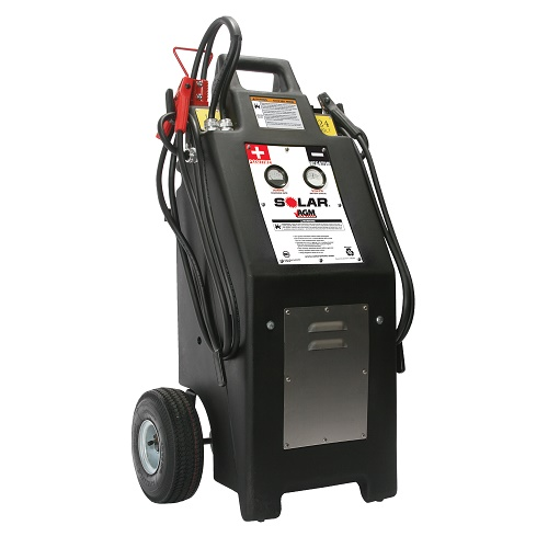 Heavy Truck 12/24 Volt Commercial Charger/Starter SOLHT1224AGM | Tool Discounter