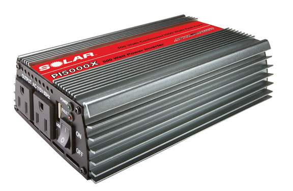 500 WATT POWER INVERTER SOLPI5000X | Tool Discounter
